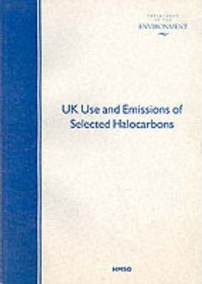 UK Use and Emissions of Selected Halocarbons