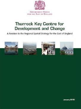 Thurrock Key Centre for Development and Change: v. 1-2