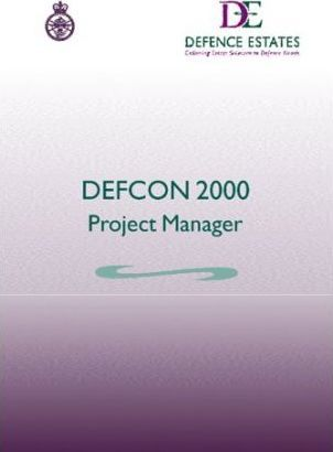 Defcon 2000 Project Manager