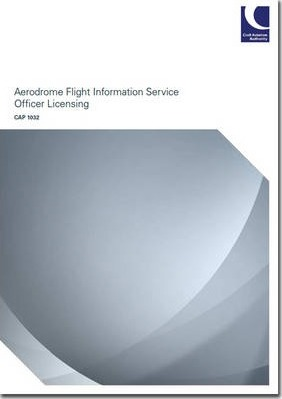 Aerodrome flight information service officer licensing