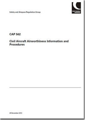 Civil aircraft airworthiness information and procedures