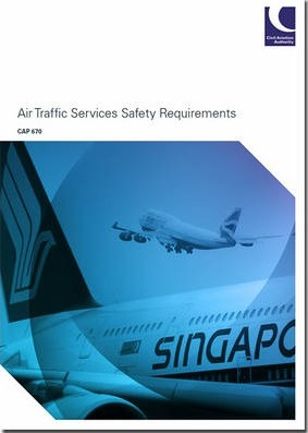 Air traffic services safety requirements