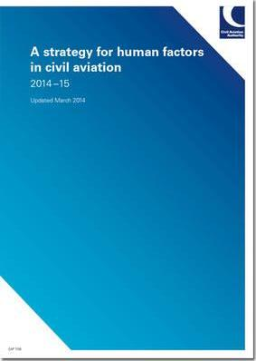A strategy for human factors in civil aviation