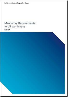 Mandatory requirements for airworthiness
