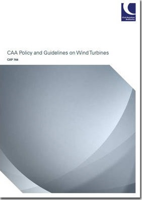 CAA policy and guidelines on wind turbines