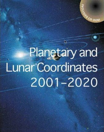 Planetary and Lunar Coordinates for the Years 2001-2020