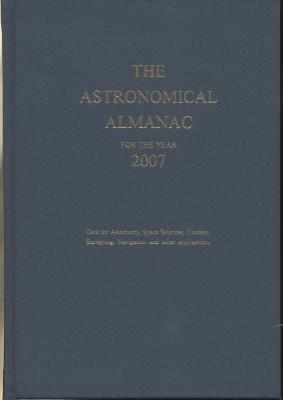 The Astronomical Almanac for the Year 2007