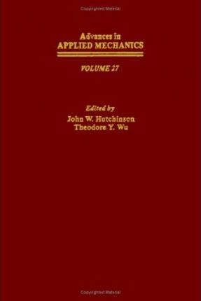 Advances in Applied Mechanics: v. 27