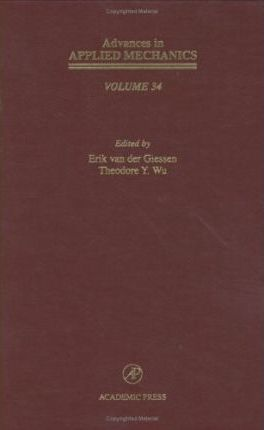 Advances in Applied Mechanics: Volume 34