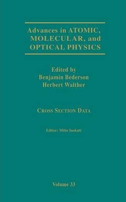 Advances in Atomic, Molecular, and Optical Physics: Volume 33