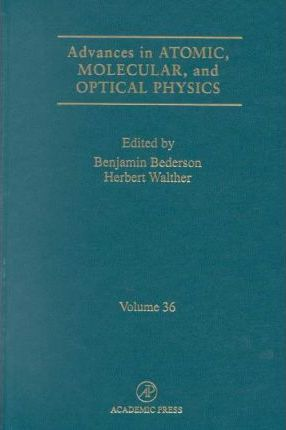 Advances in Atomic, Molecular and Optical Physics: Vol.36