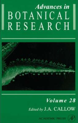 Advances in Botanical Research: Advances in Botanical Research Incorporating Advances in Plant Pathology: Volume 28