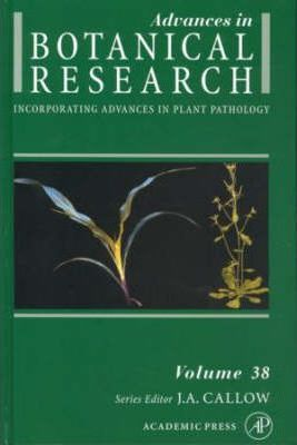 Advances in Botanical Research: Volume 38