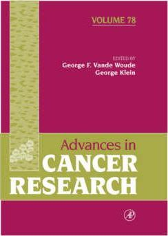 Advances in Cancer Research: Volume 78