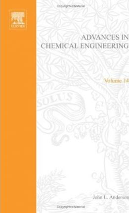 Advances in Chemical Engineering: v. 14