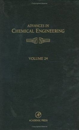 Advances in Chemical Engineering: Volume 24