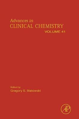 Advances in Clinical Chemistry: Volume 41