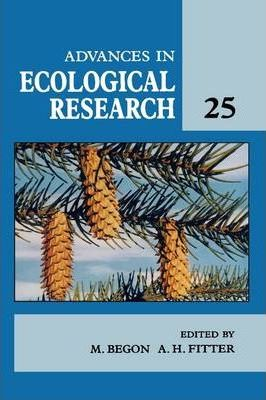 Advances in Ecological Research: Volume 25