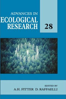 Advances in Ecological Research: Volume 28