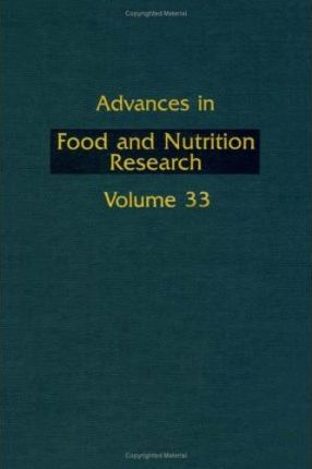Advances in Food and Nutrition Research: v. 33