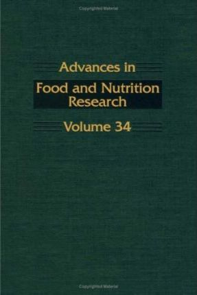 Advances in Food and Nutrition Research: v. 34