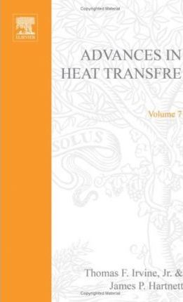 Advances in Heat Transfer: v. 7