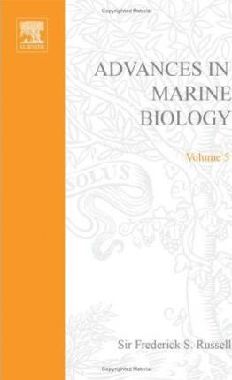 Advances in Marine Biology: Marine Molluscs as Hosts for Symbioses v. 5