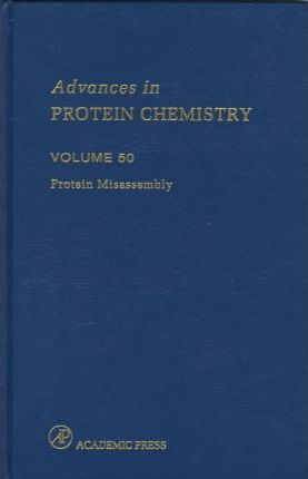 Protein Misassembly: Volume 50