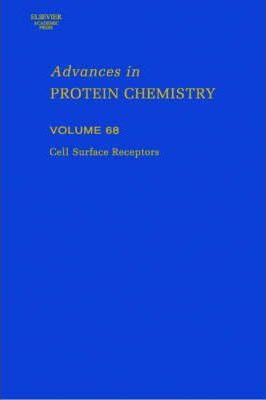 Cell Surface Receptors: Volume 68