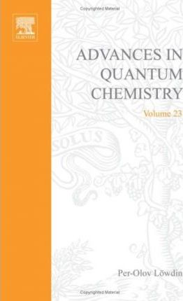 Advances in Quantum Chemistry: v. 23