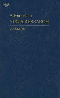 Advances in Virus Research: Volume 62