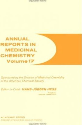 Annual Reports in Medicinal Chemistry: v. 17