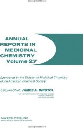 Annual Reports in Medicinal Chemistry: v. 27