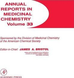 Annual Reports in Medicinal Chemistry: Volume 33