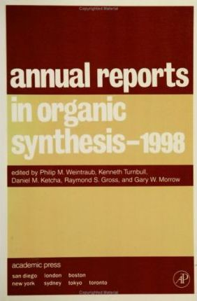 Annual Reports in Organic Synthesis 1998