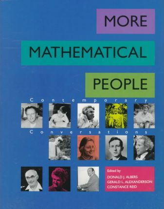 More Mathematical People