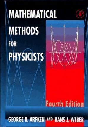 MATHEMATICAL PHYSICS ARFKEN PDF DOWNLOAD