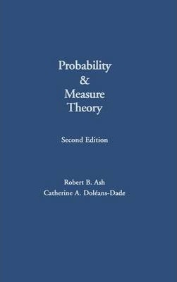 Probability and Measure Theory