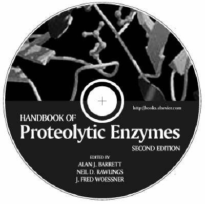 Handbook of Proteolytic Enzymes CD