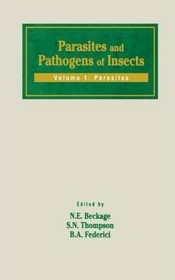 Parasites and Pathogens of Insects: Parasites and Pathogens of Insects Parasites v.1