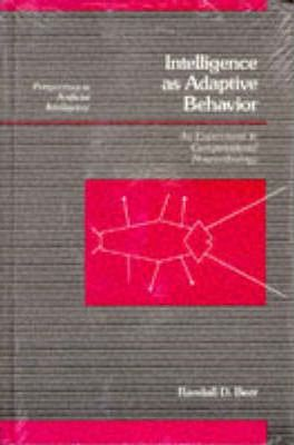 Perspectives in Artificial Intelligence: Intelligence as Adaptive Behaviour v. 6