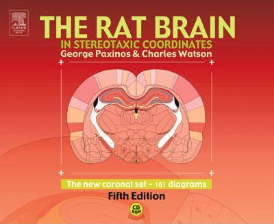 The Rat Brain in Stereotaxic Coordinates - The New Coronal Set