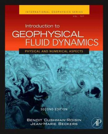 Introduction to Geophysical Fluid Dynamics: Volume 101
