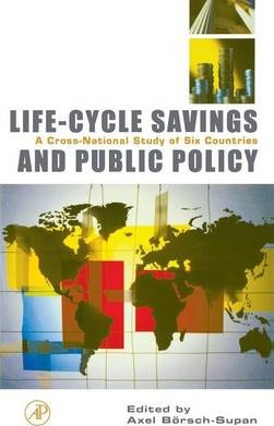 Life-Cycle Savings and Public Policy