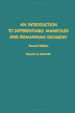 Introduction to Differentiable Manifolds and Riemannian Geometry