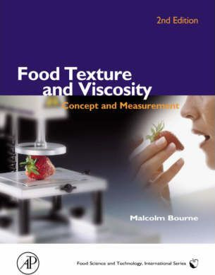 Food Texture and Viscosity