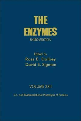 Co- and Posttranslational Proteolysis of Proteins: Volume 22