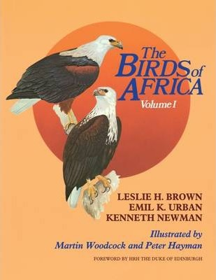 The Birds of Africa, Volume I