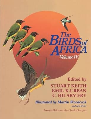 The Birds of Africa, Volume IV