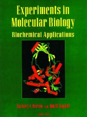 Experiments in Molecular Biology